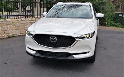 2019 Mazda CX-5 Signature AWD – Crusin' the Texas Hill Country
