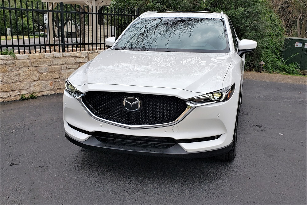 2019 Mazda CX-5 Signature AWD – Crusin' the Texas Hill Country