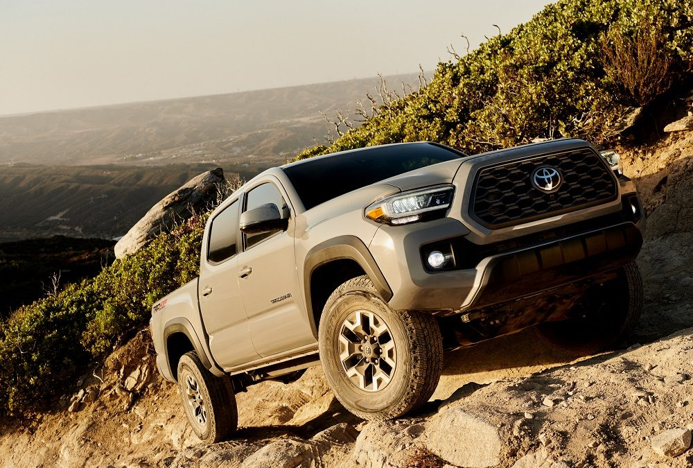 Mid-size truck segment takes the lead for 1Q19