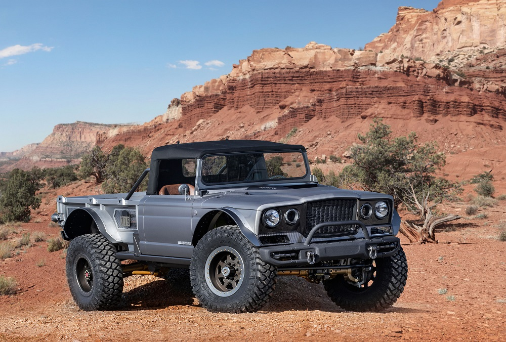 2019 Jeep Moab concepts - M175 Fiver-Qtr