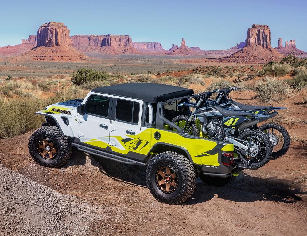 2019 Jeep Moab concepts - Flatbill