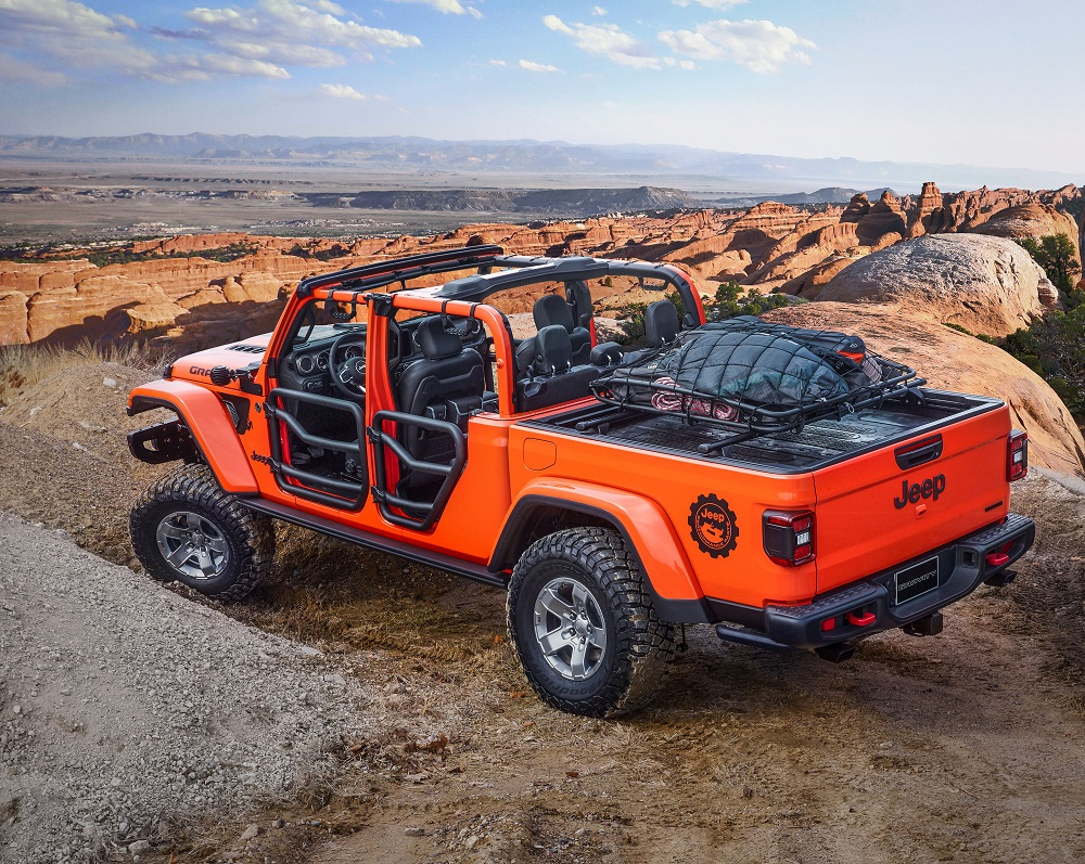 2019 Jeep Moab Safari - Gladiator Gravity