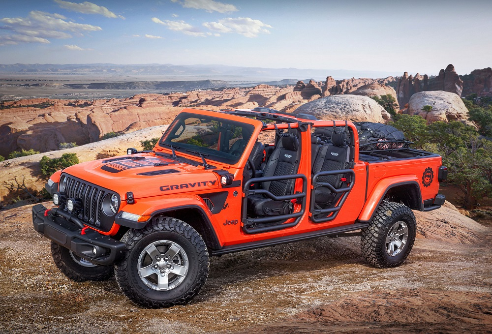 2019 Jeep Moab concepts - Gravity