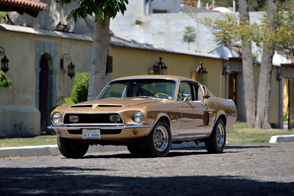 Lot 70 1968 Shelby GT350 Fastback