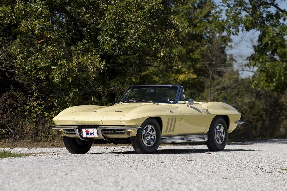 Lot F148 1966 Chevrolet Corvette Convertible