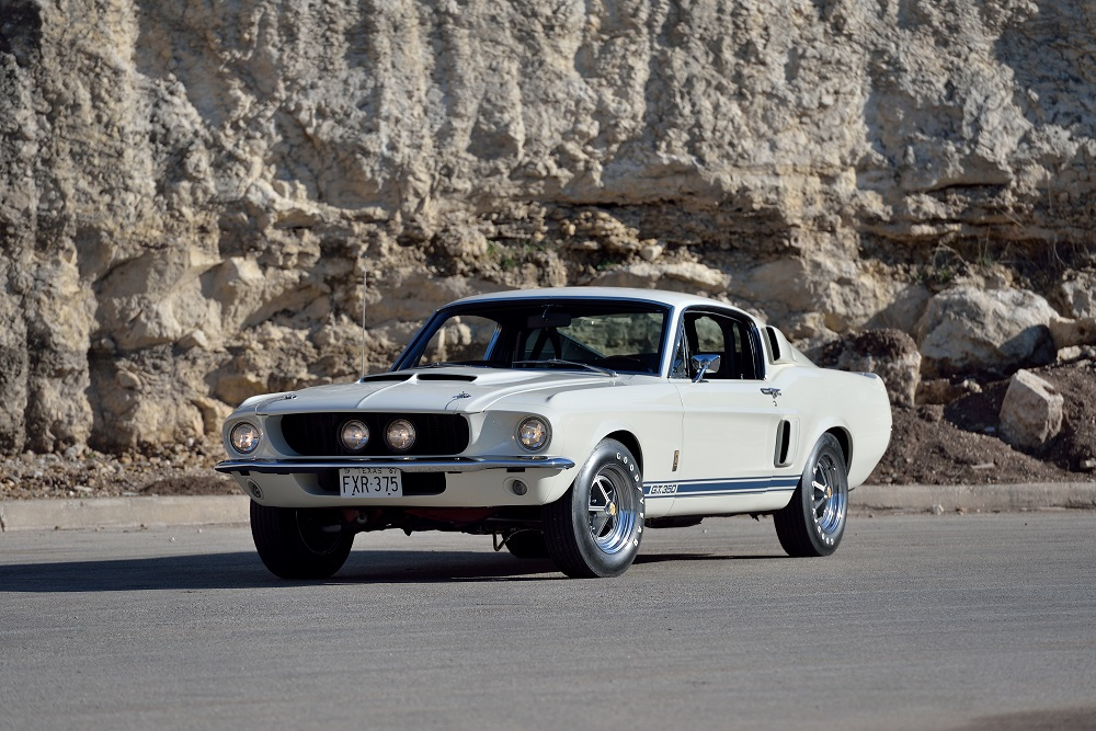 Lot S120 MAIN ATTRACTION 1967 Shelby GT350 Fastback