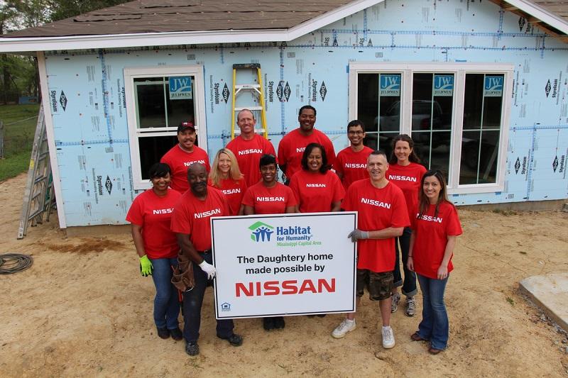 Nissan Titan for Humanity