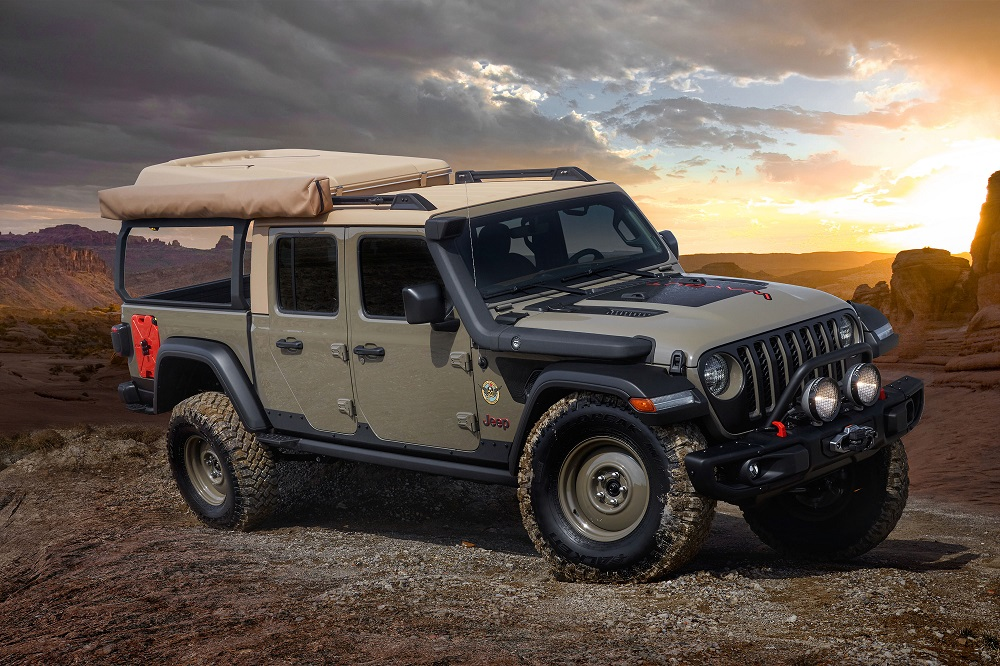 2019 Jeep Moab concepts