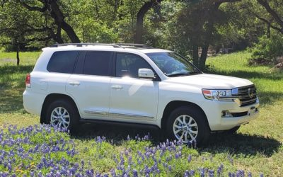 The Legend Continues – Toyota Land Cruiser 2019
