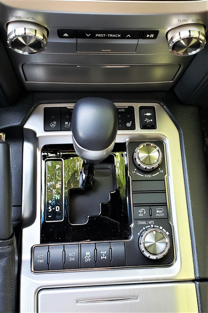 2019 Toyota Land Cruiser INT