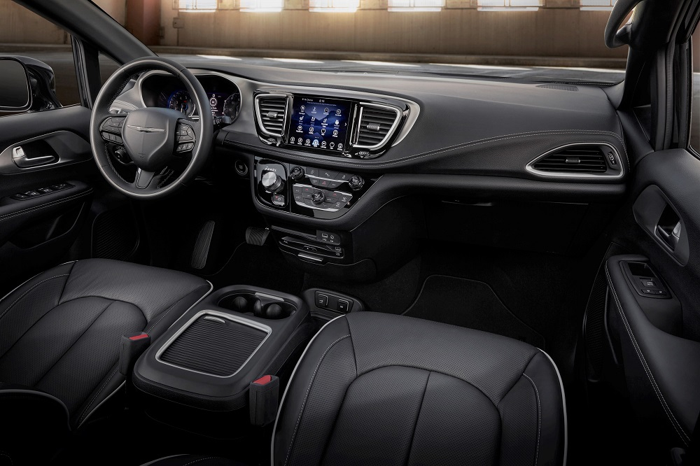 2019 Chrysler Pacifica S Hybrid