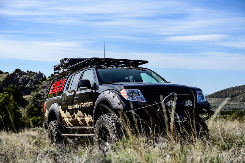 Nissan shows 'out' at Overland Expo West – Destination Frontier