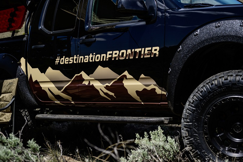 2019 Nissan Destination Frontier
