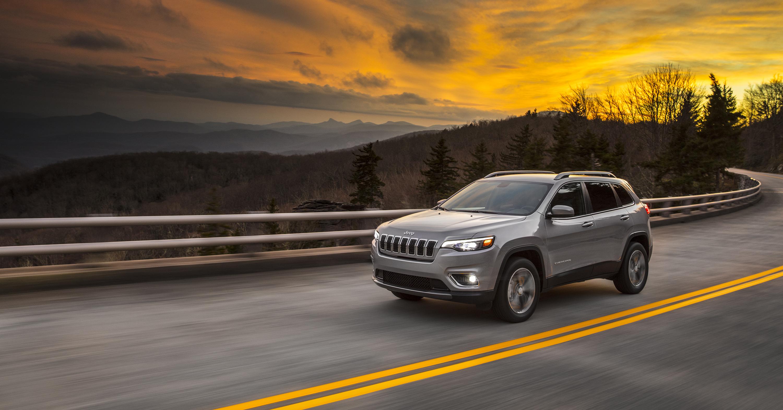 2019 Jeep® Cherokee
