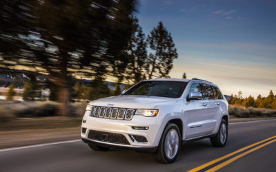 Reaching the Summit with Jeep Grand Cherokee