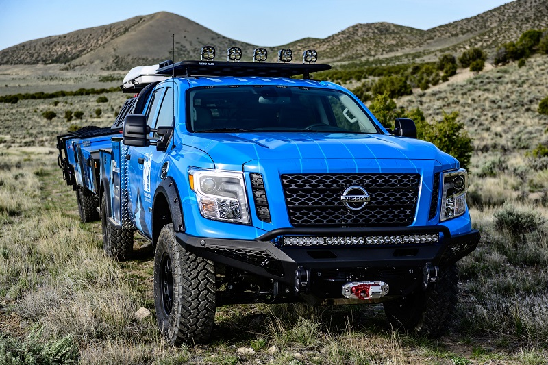 Nissan Titan  Grand Canyon