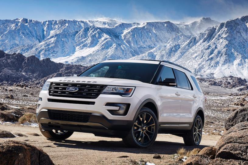 URGENT Safety Recall – 2011-2017 Ford Explorer suspension defect