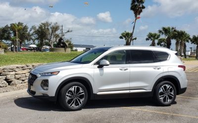 All-New 2019 Santa Fe SUV impresses with terrific road manners and more.