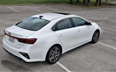 2019 Kia Forte EX w/Launch Edition Package