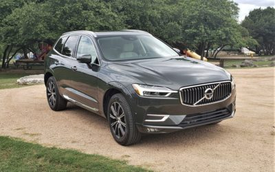 2019 Volvo XC60 T6 AWD Inscription – Nordic form meets function with luxury