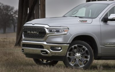 2020 Ram 1500 and Ram Rebel to offer enhanced 3.0L EcoDiesel