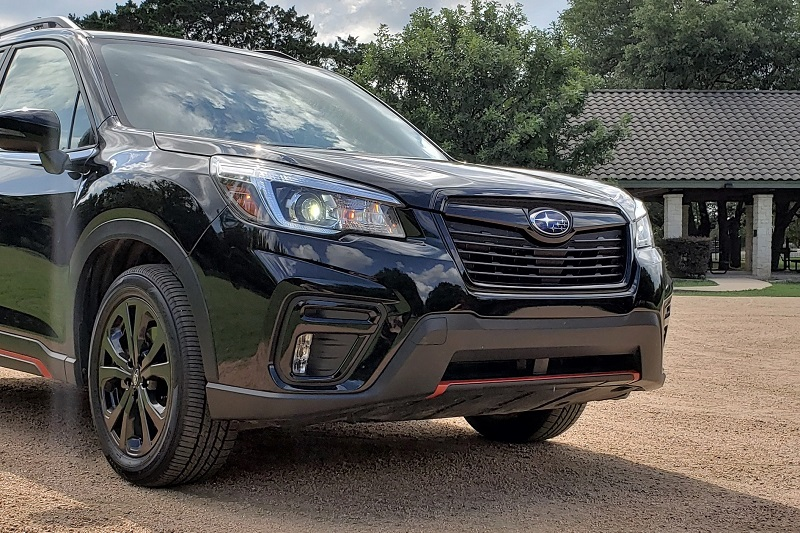 2019 Subaru Forester adds Sport trim – sharp look with nice performance