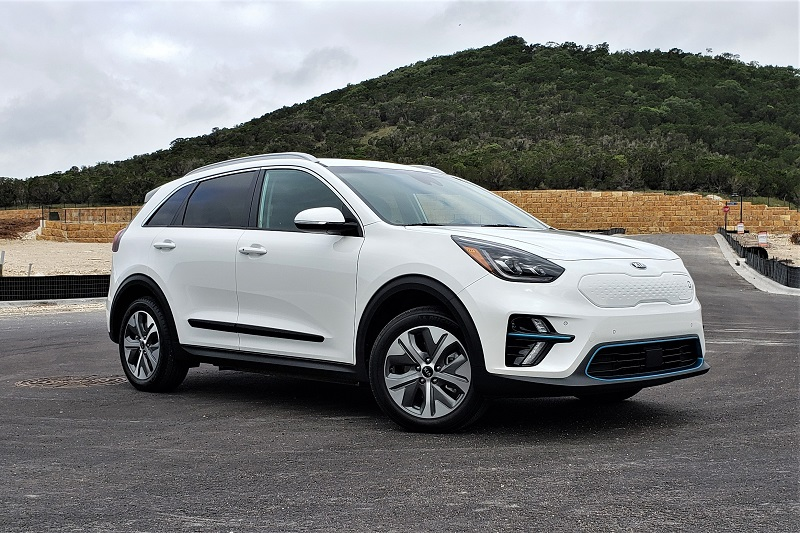 Kia Niro EV EX Premium quietly bold and affordably quick
