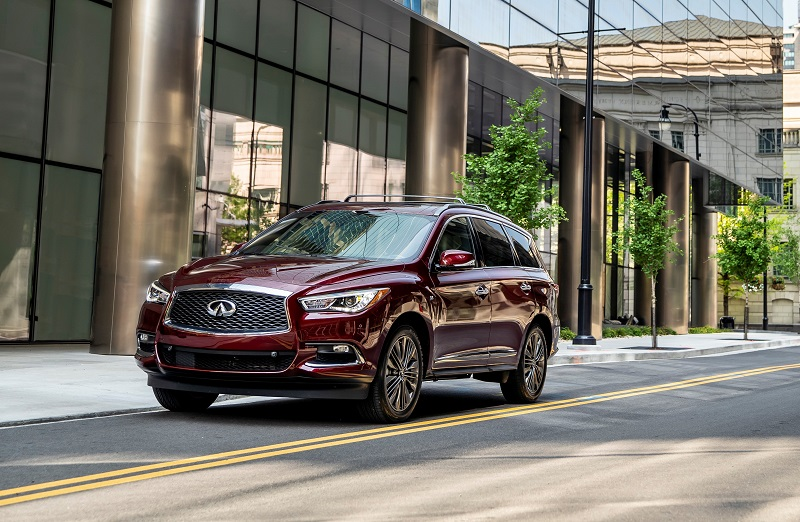 2019 Infiniti QX60 Luxe FWD a good people hauler with complex pricing