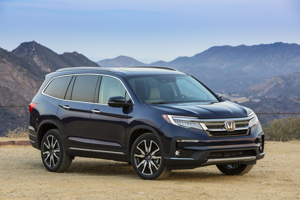 2019 Honda Pilot AWD Elite: A family hauler that does it all