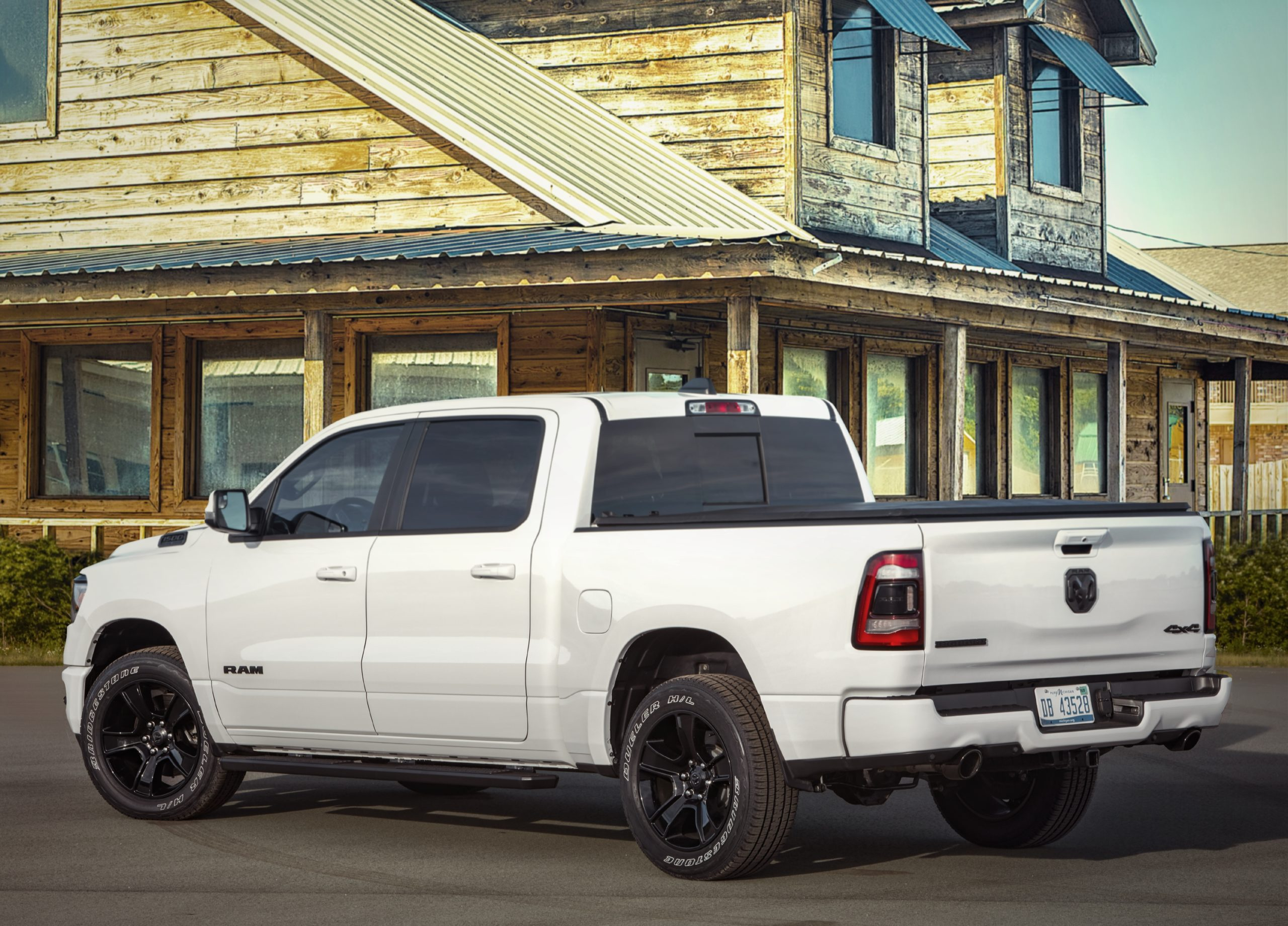 Ram Adds New Packages Options And Colors For 2020 Half Ton