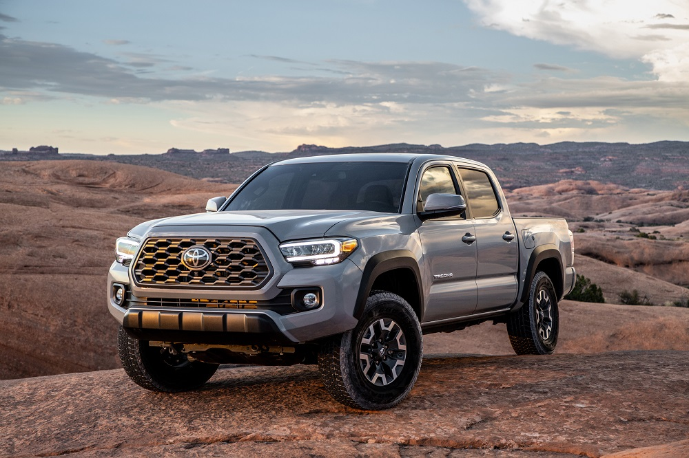 2020 Tacoma – Don't mess with success, just tweak it a bit