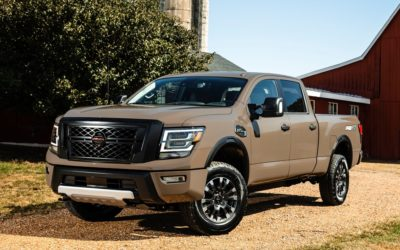 2020 Nissan Titan XD – fresh design, more power, new technology and no diesel