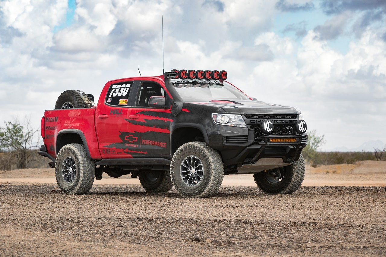 chevy reveals 2021 colorado styling changes with debut of