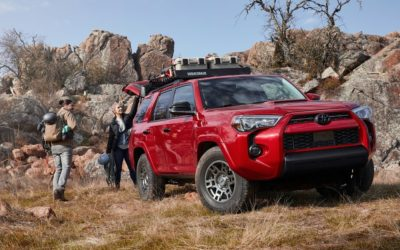2020 Toyota 4Runner delivers more adventure with new Venture Edition