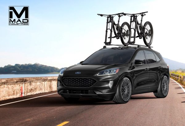 Ford Escape Roof Rack >> Ford doubles down at SEMA with Escape, Explorer and Expedition makeovers | In Wheel Time