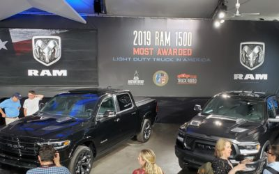 Seize the night with 2020 Ram 1500 Limited Black Edition and Ram HD Night Editions