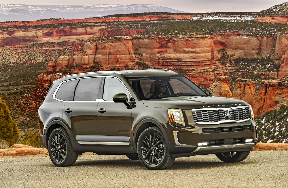Kia Telluride wins coveted Texas Truck Rodeo 2019 SUV of Texas honors