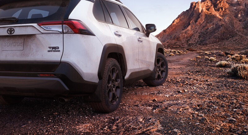 RAV4 TRD Off-Road wins Compact SUV of Texas and Sequoia TRD Pro claims Full-Size SUV of Texas at Truck Rodeo