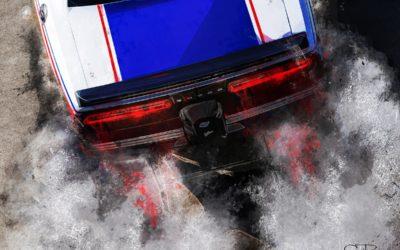 Mopar and Dodge//SRT debut latest Challenger Drag Pak at SEMA 2019