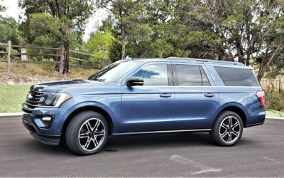2019 Ford Expedition Limited 4×4 MAX in a class all to itself