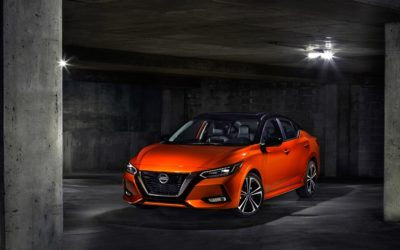 All-new Nissan Sentra to offer sportier drive with new styling, connectivity and refinement in 2020
