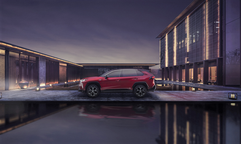 Prepare to be wowed, the 2021 RAV4 Prime plug-in hybrid arrives next summer