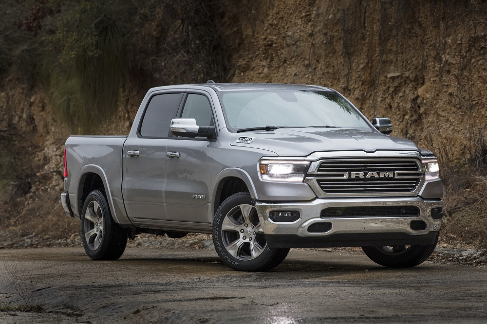 Ram 1500 named 2020 Edmunds Top Rated Truck