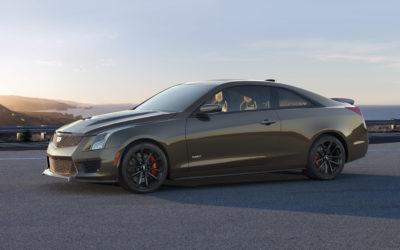 2019 Cadillac ATS-V: America's German-Fighting Dagger