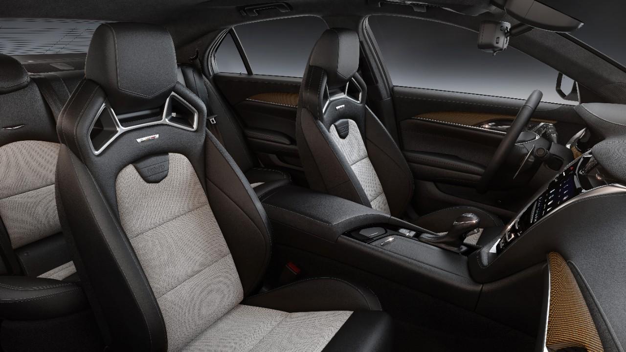 ATS interior