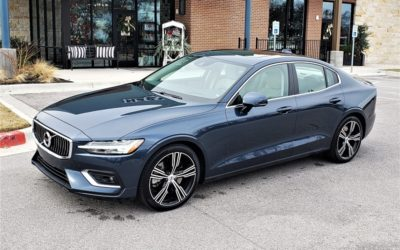 2020 Volvo S60 T6 Inscription AWD elegant simplicity that rides and drives well