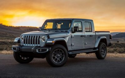 North American Truck of the Year – 2020 Jeep Gladiator