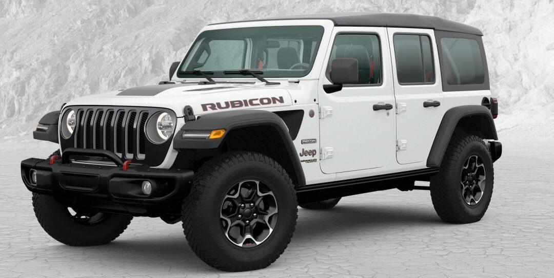 Jeep Wrangler Rubicon Recon model returns for 2020