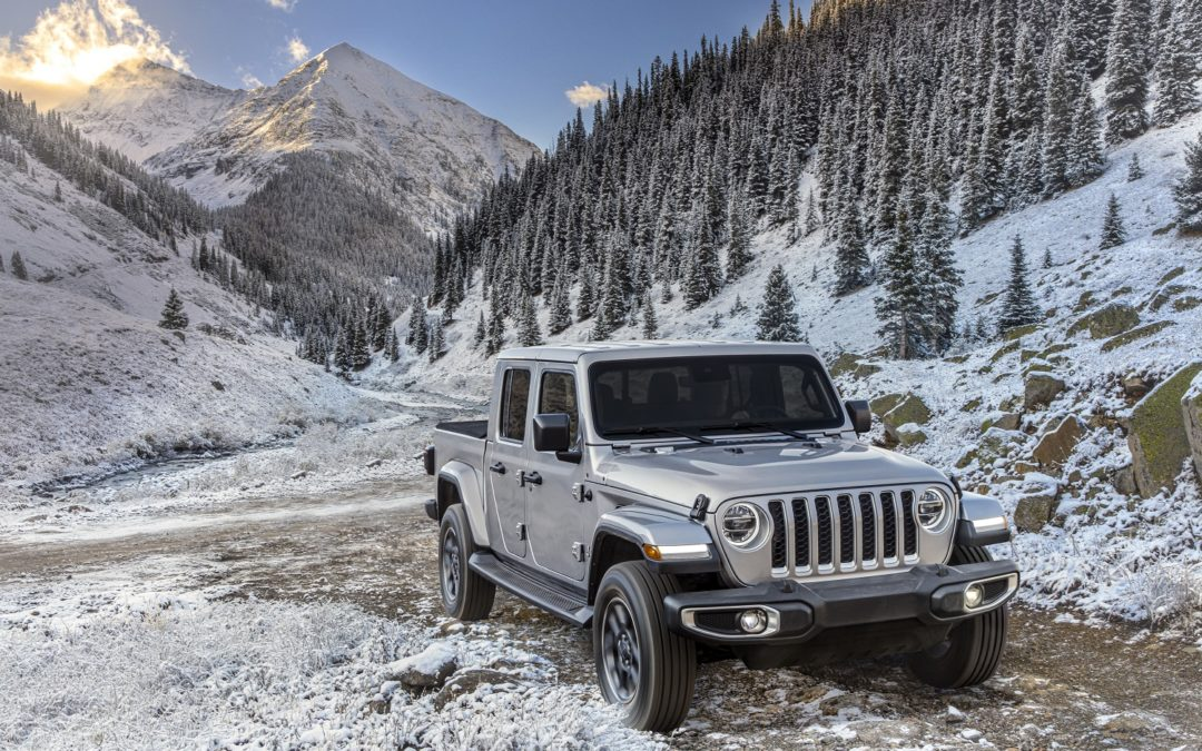 Jeep adds North Edition for Winter challenges