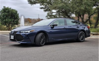 Toyota Avalon XSE Hybrid delivers sporty performance at affordable price